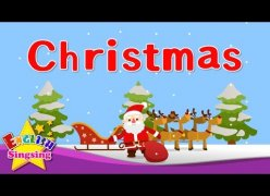 Embedded thumbnail for Christmas - vocabulary