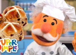 Embedded thumbnail for Hot Cross Buns